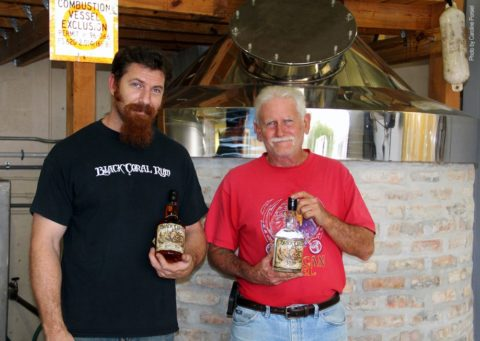 Black Coral Rum Distillery