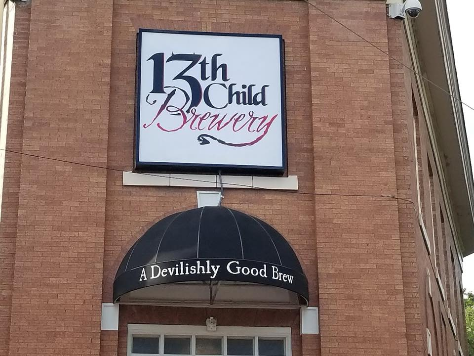 13th Child Brewery - Distillery Directory & Distillery Map